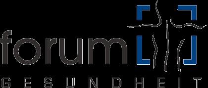 Logo - Physiotherapie Völklingen - Forum Gesundheit