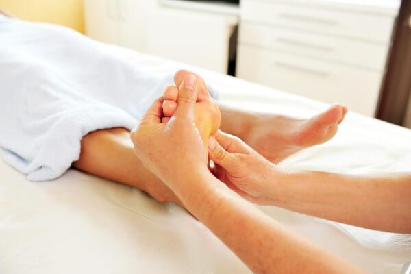 Fussreflexzonentherapie - Forum Gesundheit Völklingen