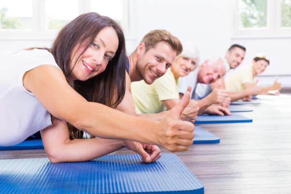 Rehabilitationssport mit Schwerpunkt Orthopädie - Physiotherapie Völklingen