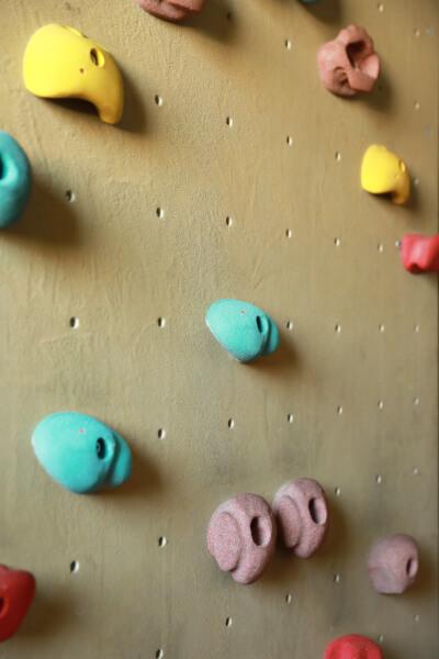 Kletterwand - Balance - Forum Gesundheit Völklingen