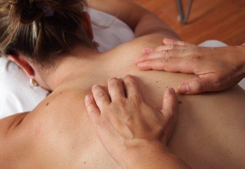 Rückenmassage - Physiotherapie Völklingen
